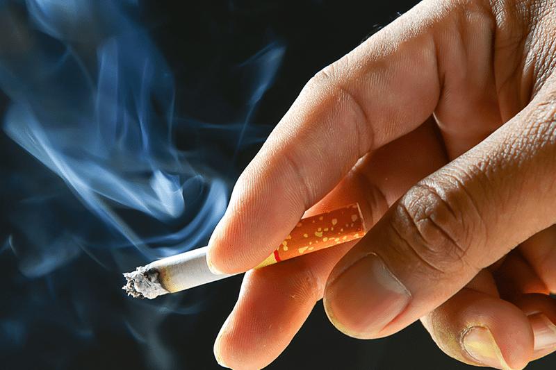 Fumar prejudica cicatrização pós-cirurgia