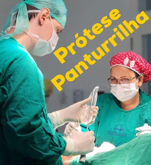 Prótese de Panturrilha